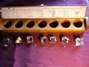 Sacred Geometry Set