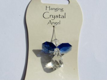 Angel Hanging Crystals