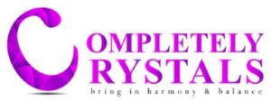 Completely Crystals Logo