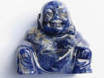sodalite buddha
