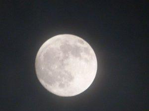 Moon 9th January 2020