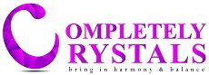 Coimpletely Crystals Logo